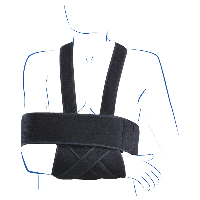 Shoulder Immobilization Vest