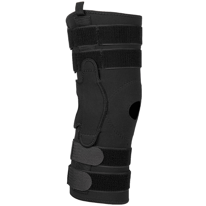 "Sport Series Knee Brace 12"" Anterior Closure w/TS ROM Hinge"