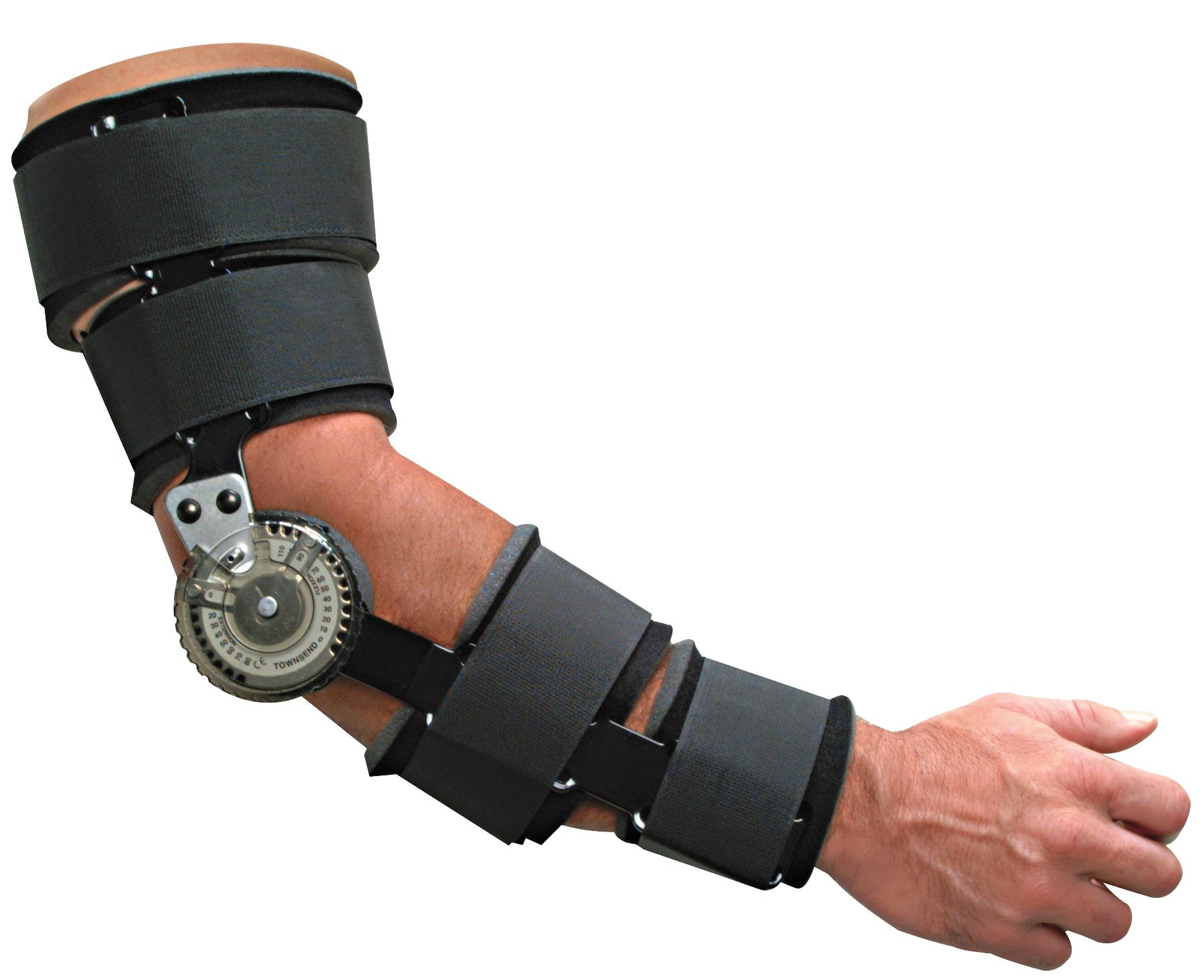 Multi-Adjustable ROM Elbow