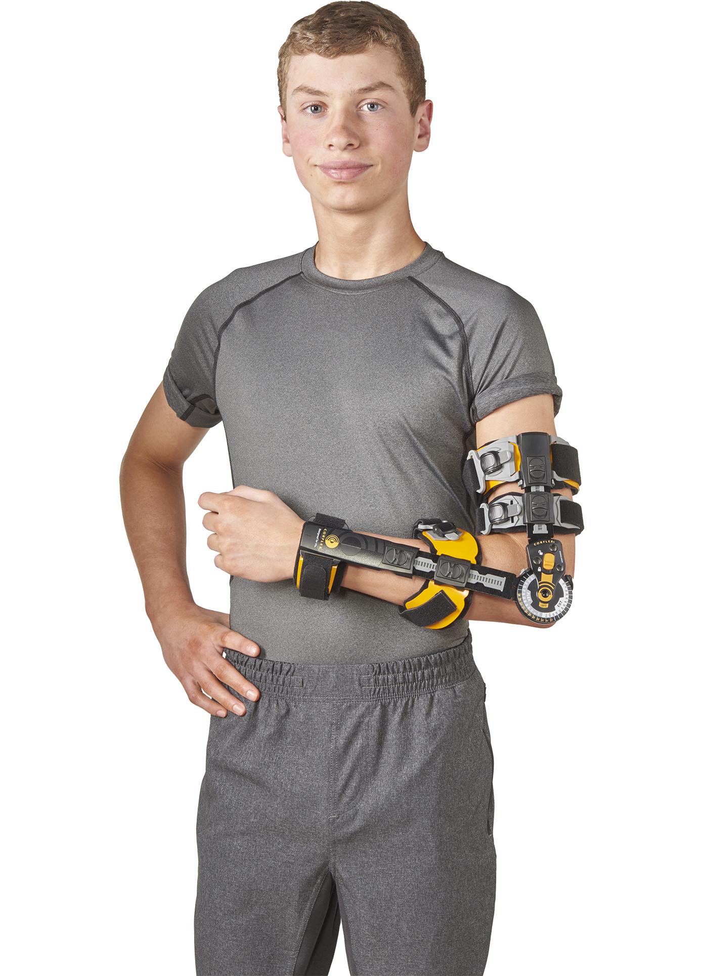 Contender Post-OP Elbow