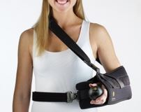 Shoulder Abduction Pillow w/Firm Fit Sling