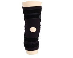 "Sport Series Knee Brace 12"" Pull On w/Standard Hinge"