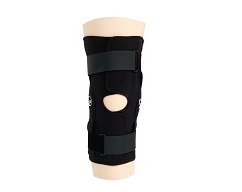 "Sport Series Knee Brace 16"" Anterior Closure w/Standard Hinge"