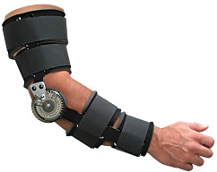 ROM Post-Op Multi-Adjustable Elbow w/ Dual Hinge