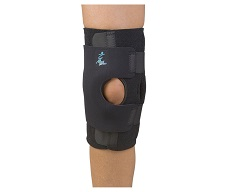 Dynatrack Patella Stabilizer w/Metal Hinges