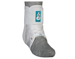 ASO Ankle Stabilizer Orthosis (White)