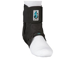 ASO Flex-Hinge Ankle Stabilizer