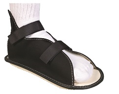 Rocker Bottom Cast Sandal