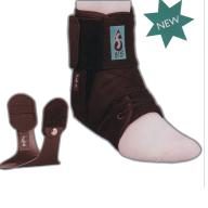EVO W/Hinge Ankle Stabilizer
