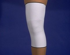 Closed Patella Elastic Knee Brace w/ Stays