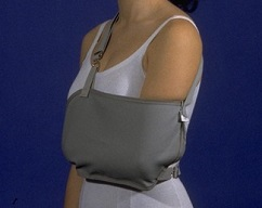 Adjustable Velpeau Immobilizer Sling