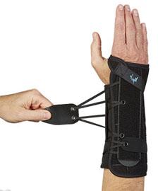 "Wrist Lacer II - 10.5"" - Universal"
