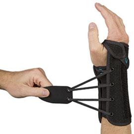 "Wrist Lacer II - 8"" - Sized"