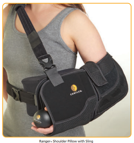 Ranger™ Shoulder Abduction Pillow with Sling - STD