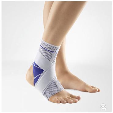 MalleoTrain® S open heel
