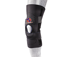 "K115: Dynamic Patella Stabilizer w/""J"" Buttress & LD Hinges"