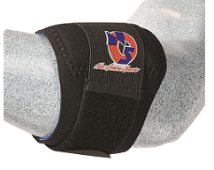 E6: Tennis Elbow Strap w/Gel Pad