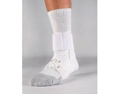 Webly Zap Ankle - White
