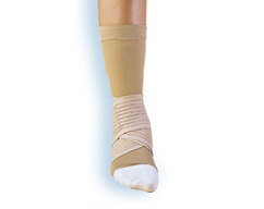 Double Strap Ankle Wrap