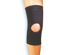 2-4-1 Reinforced Open Patella Knee Sleeve