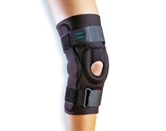 Hinged  Patella  Stabilizer Knee Sleeve