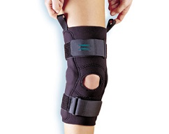 Hinged Neoprene Knee Sleeve