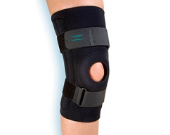 Neoprene Patella Stabilizer Knee Sleeve