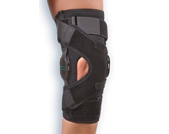 Velocity Hinged Knee Patella Stabilizer 12""
