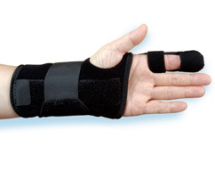 Modabber Wrist Short W/ Dynadigit