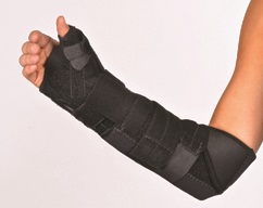 MTC Fracture Brace W/ Thumb Spica