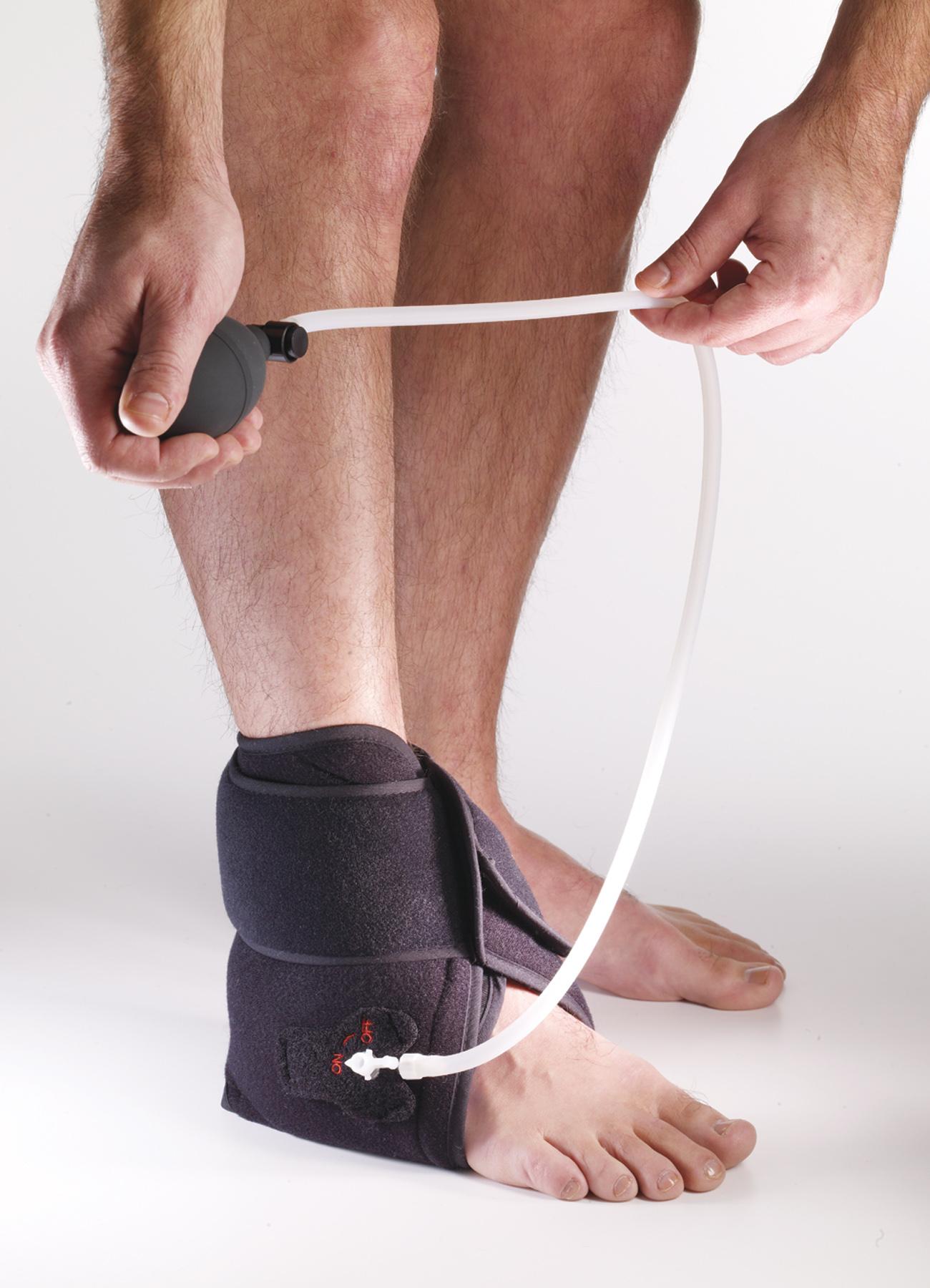 Cryo-Pneumatic Ankle, 1 Gel