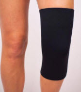 "Knee Sleeve 1/8"" Closed Patella"
