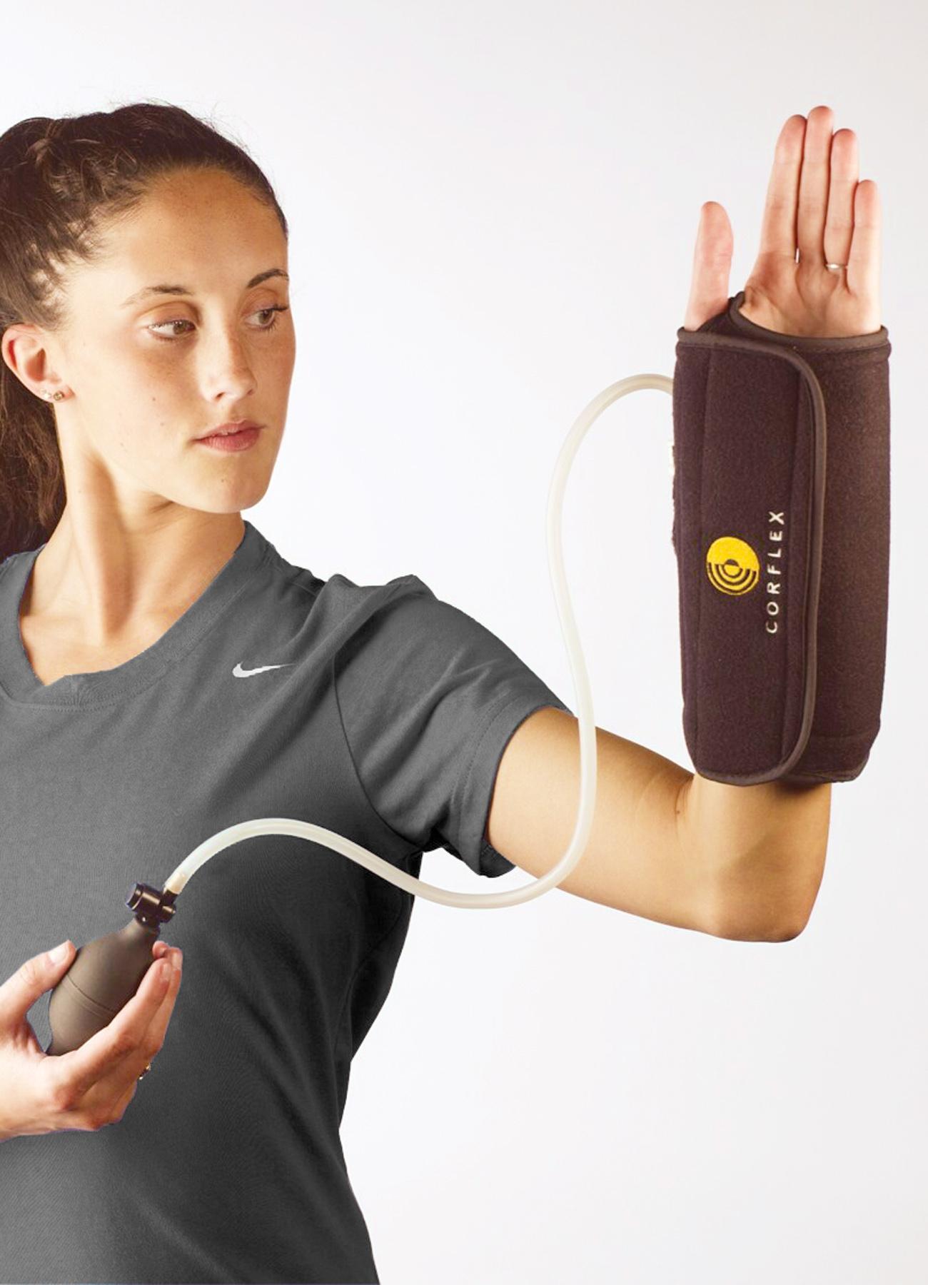 Cryo-Pneumatic Wrist, 1 Gel